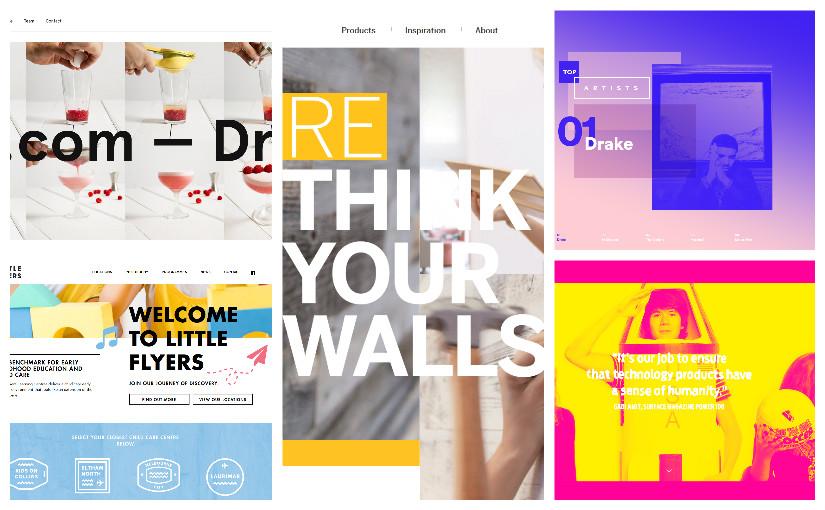 Дизайнерские тенденции, февраль 2016
