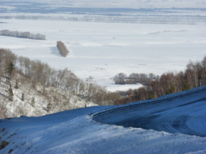 серпантин белокуриха 2 последняя зима 2017