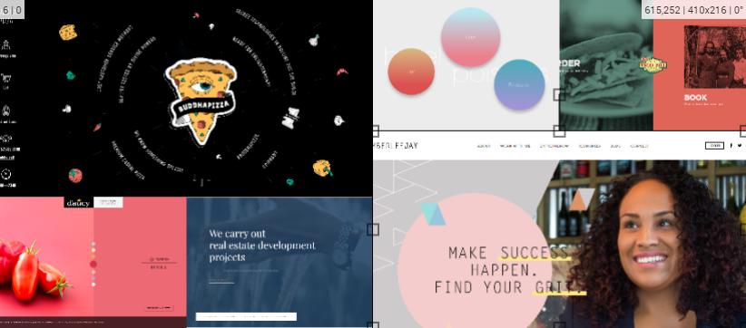 3 основных тренда веб-дизайна, февраль 2018